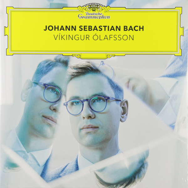 цена на BACH BACHVikingur Olafsson - Johann Sebastian (2 LP)