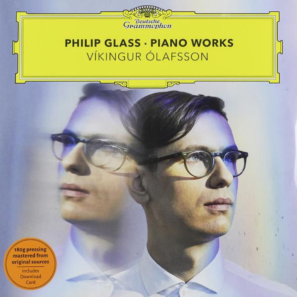 Philip Glass Philip GlassVikingur Olafsson - : Piano Works (2 Lp, 180 Gr) цена и фото