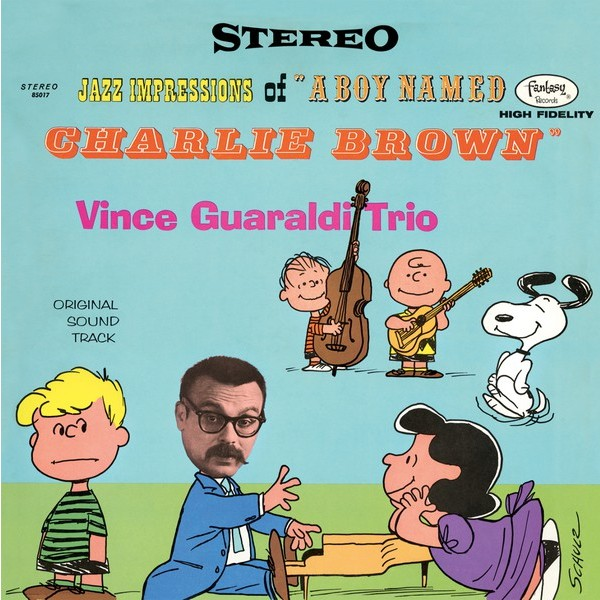Vince Guaraldi Vince Guaraldi - A Boy Named Charlie Brown globo vince 68567 21