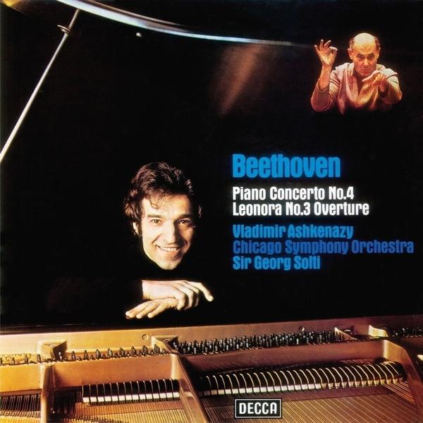 где купить Beethoven BeethovenVladimir Ashkenazy - : Piano Concerto No.4 In G; Overture leonore No.3 по лучшей цене