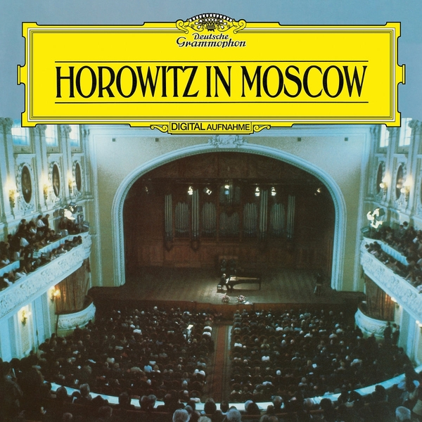Vladimir Horowitz Vladimir Horowitz - In Moscow