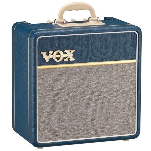 лучшая цена Гитарный комбоусилитель VOX AC4C1 BLUE