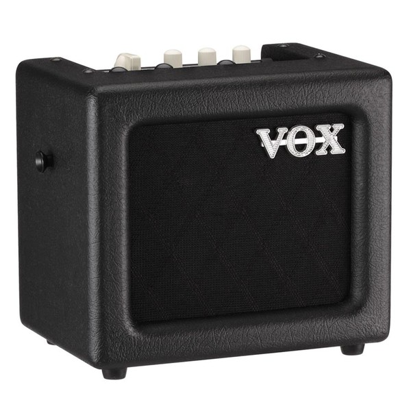 Гитарный комбоусилитель VOX MINI3-G2 Black гитарный тюнер korg mg 1 magnetune