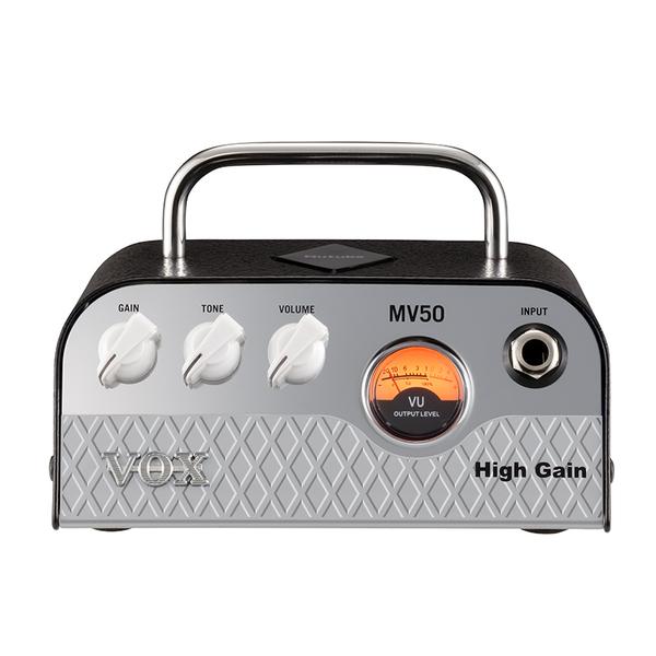 Гитарный усилитель VOX MV50-HG vox mv50 cr