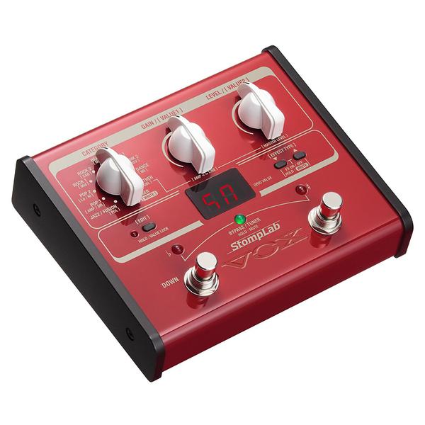 Гитарный процессор VOX Stomplab 1B недорго, оригинальная цена