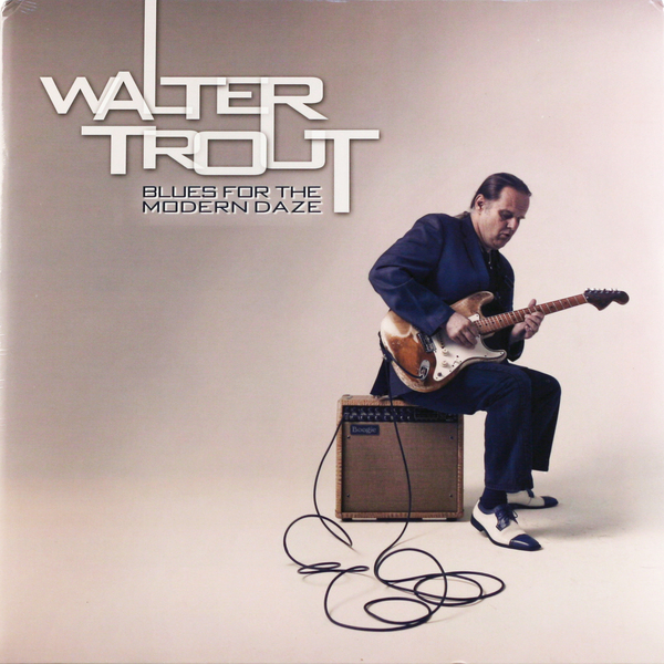 Walter Trout Walter Trout - Blues For The Modern Daze (2 LP) walter trout walter trout face the music 25th anniversary 2 lp