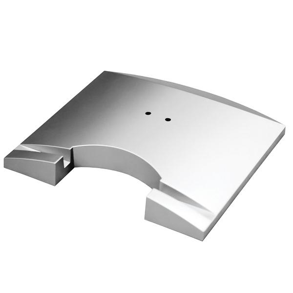 лучшая цена Стойка для акустики Waterfall Подставка под акустику Shelf Stands Hurricane White