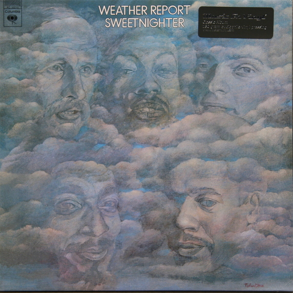 Weather Report Weather Report - Sweetnighter (180 Gr) weather report weather report heavy weather 180 gr