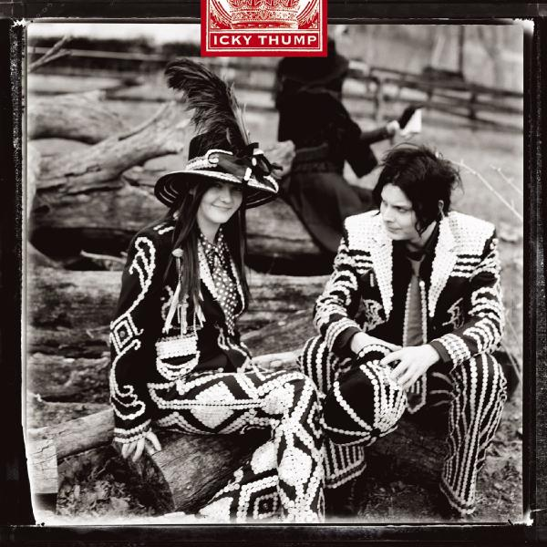 White Stripes White Stripes - Icky Thump (2 LP) цена и фото