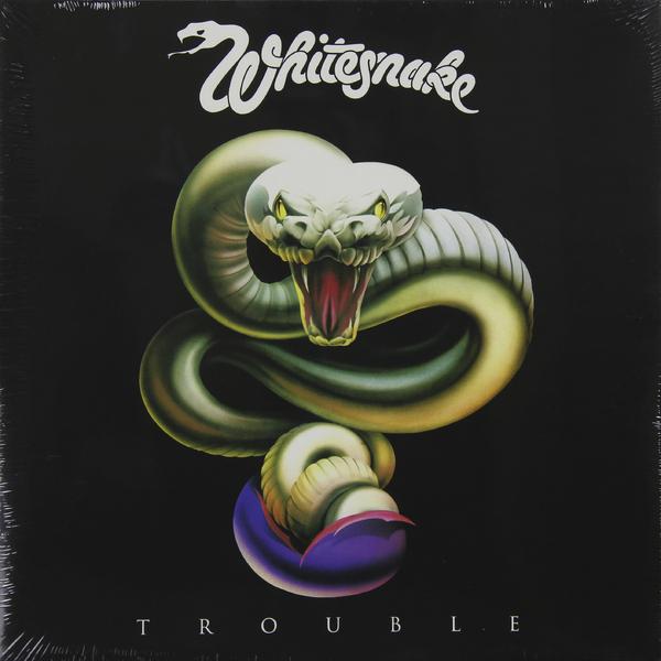 лучшая цена Whitesnake Whitesnake - Trouble
