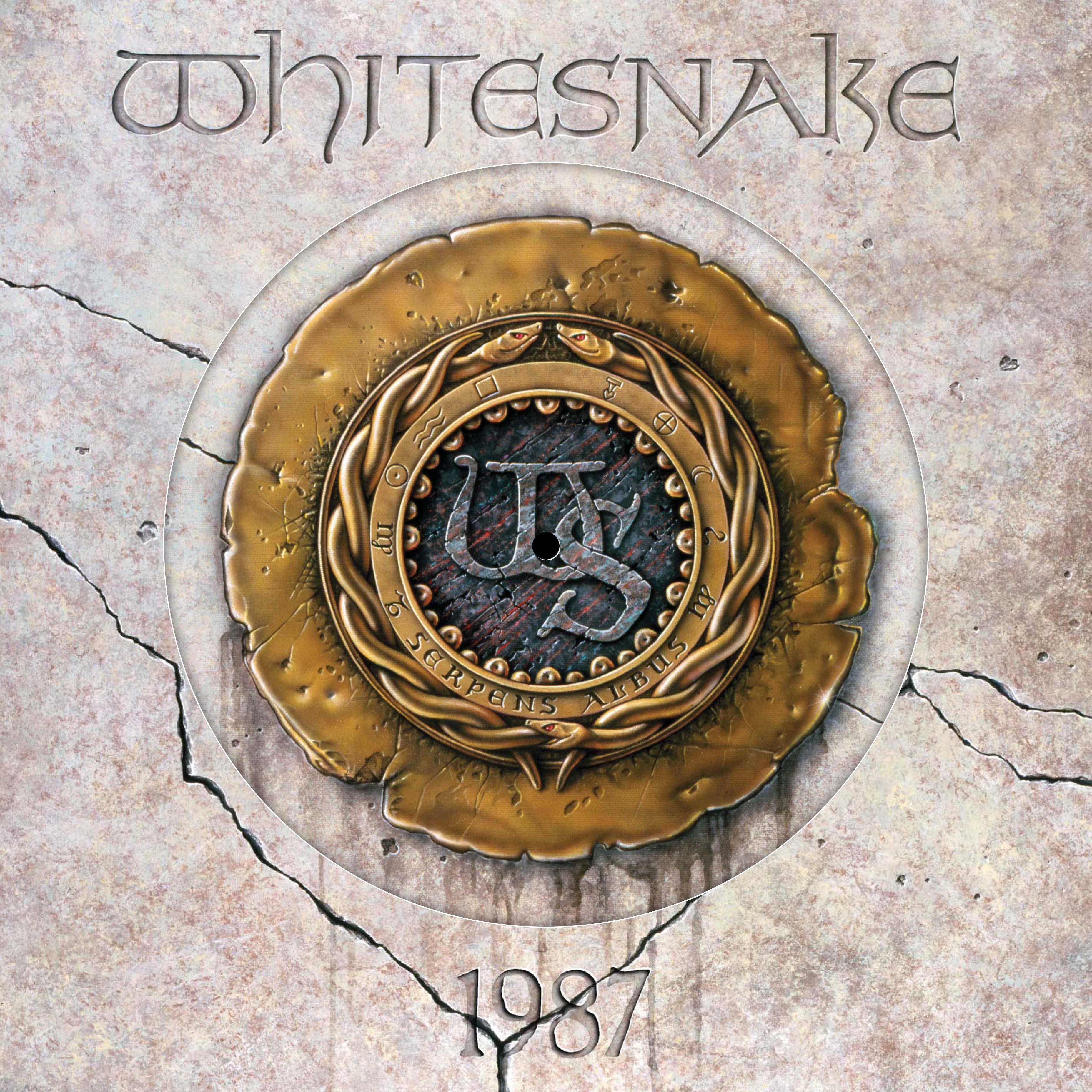 лучшая цена Whitesnake Whitesnake - 1987 (30th Anniversary)