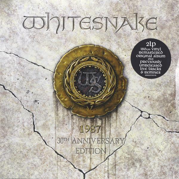 цена на Whitesnake Whitesnake - 1987 (30th Anniversary) (2 Lp, 180 Gr)
