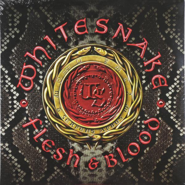 цена на Whitesnake Whitesnake - Flesh And Blood (2 Lp, 180 Gr)