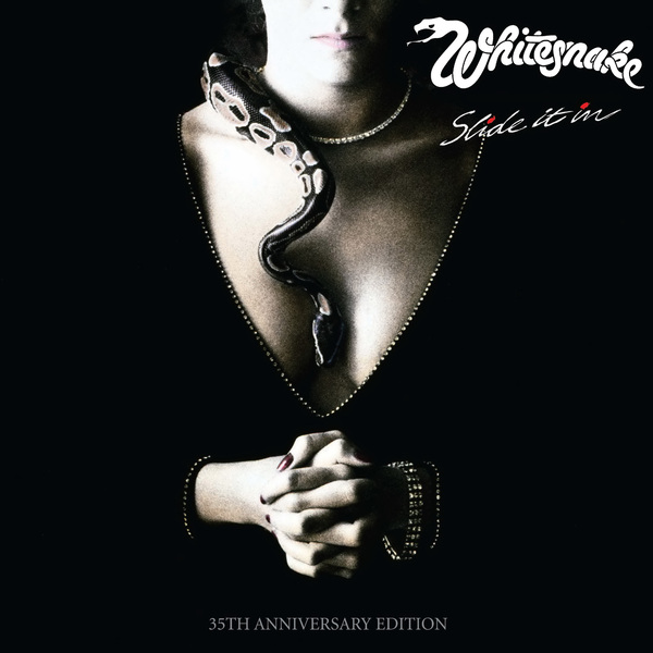 Whitesnake Whitesnake - Slide It In (35th Anniversary) (2 Lp, 180 Gr) цена в Москве и Питере