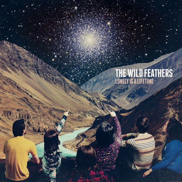 Wild Feathers Wild Feathers - Lonely Is A Lifetime devil s feathers