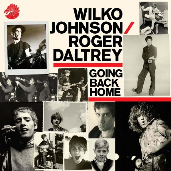 лучшая цена Wilko Johnson Roger Daltrey Wilko Johnson Roger Daltrey - Going Back Home