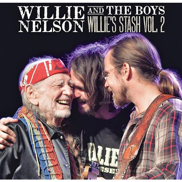 Фото - Willie Nelson Willie Nelson - Willie And The Boys: Willie's Stash Vol. 2 уилли нельсон willie nelson last man standing lp