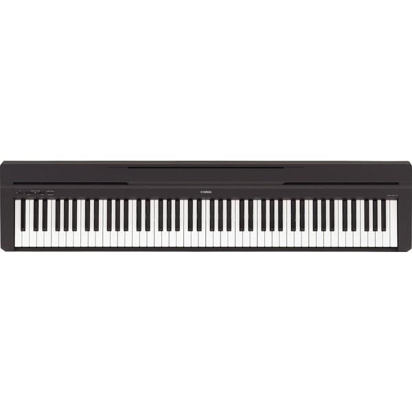 Цифровое пианино Yamaha P-45 Black цена и фото