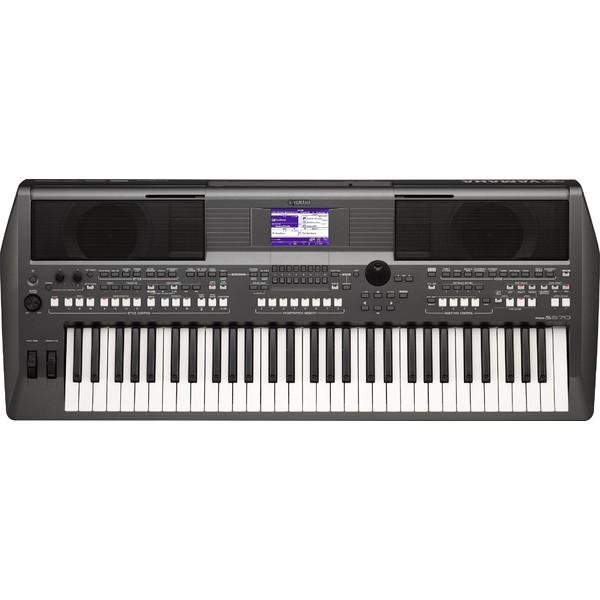 Синтезатор Yamaha PSR-S670 Black стоимость