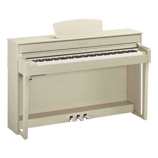 Цифровое пианино Yamaha CLP-635WA цена и фото