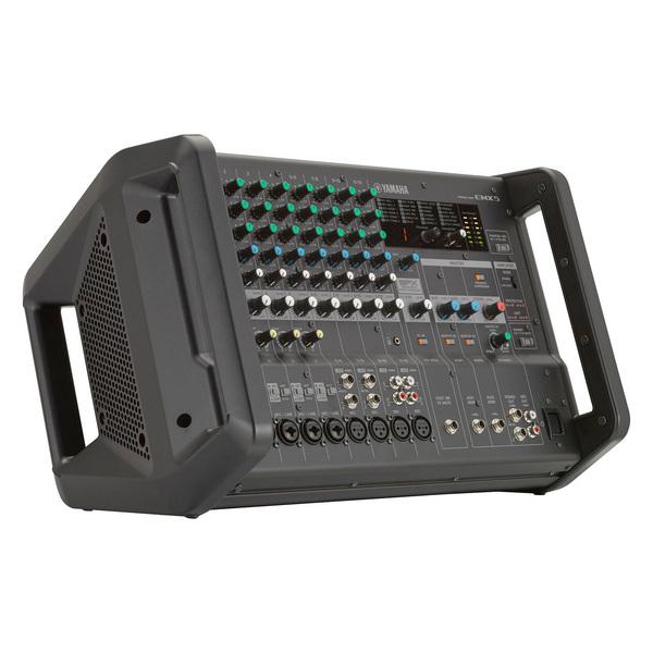 Микшерный пульт с усилением Yamaha EMX5 цена и фото