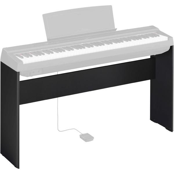 Стойка для клавишных Yamaha L-125 Black стойка для клавишных yamaha l2c black