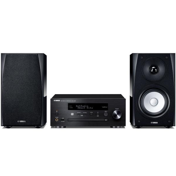 Hi-Fi минисистема Yamaha MCR-N570 Black цена и фото