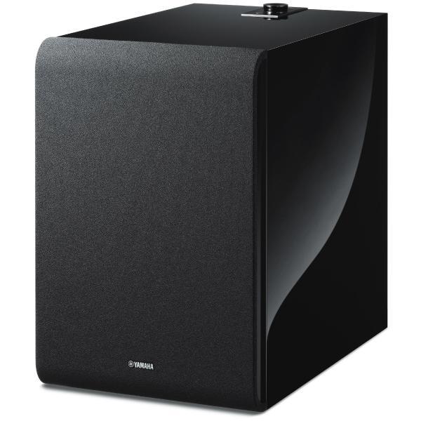 лучшая цена Активный сабвуфер Yamaha MusicCast SUB 100 Black
