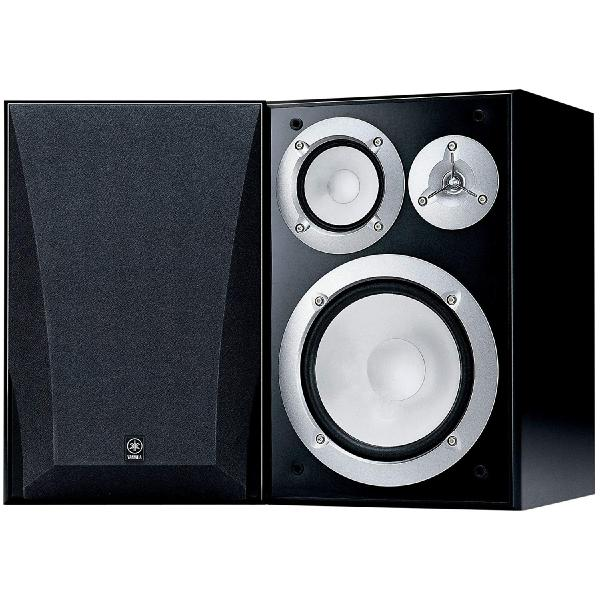 цена на Полочная акустика Yamaha NS-6490 Black