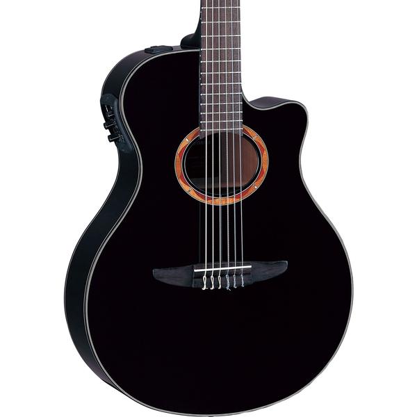 лучшая цена Гитара электроакустическая Yamaha NTX700 Black