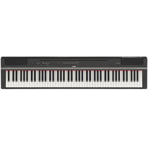 Цифровое пианино Yamaha P-125B цена и фото