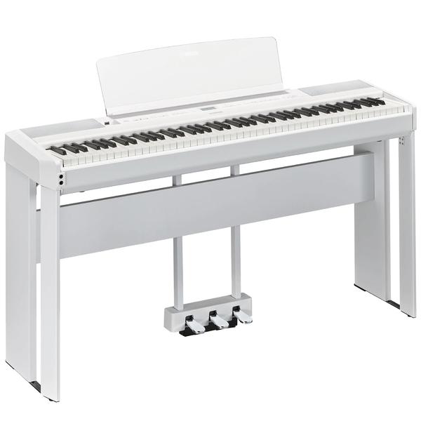 Цифровое пианино Yamaha P-515 SET White цена и фото