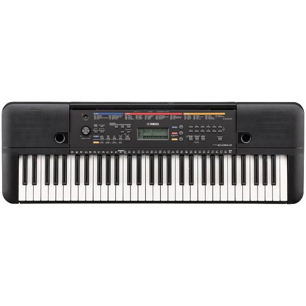 Синтезатор Yamaha PSR-E263 Black стоимость