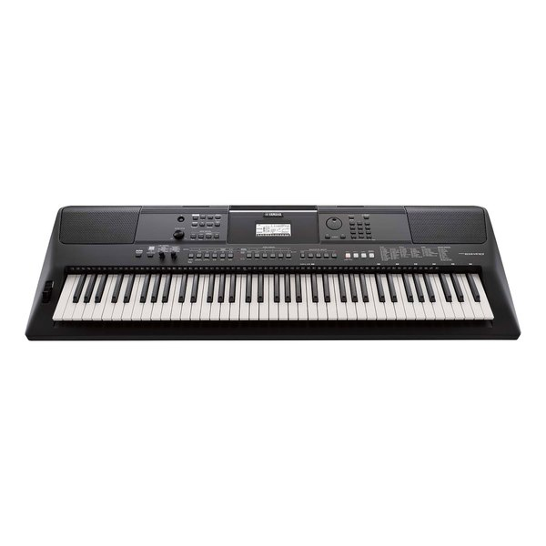 Синтезатор Yamaha PSR-EW410 Black синтезатор yamaha psr s775