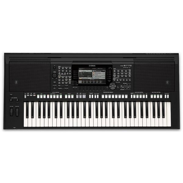 Синтезатор Yamaha PSR-S775 Black стоимость