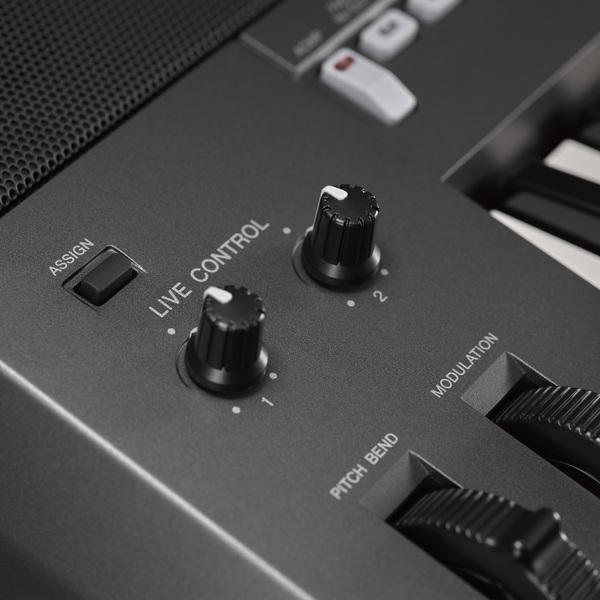 Стили для синтезатор yamaha