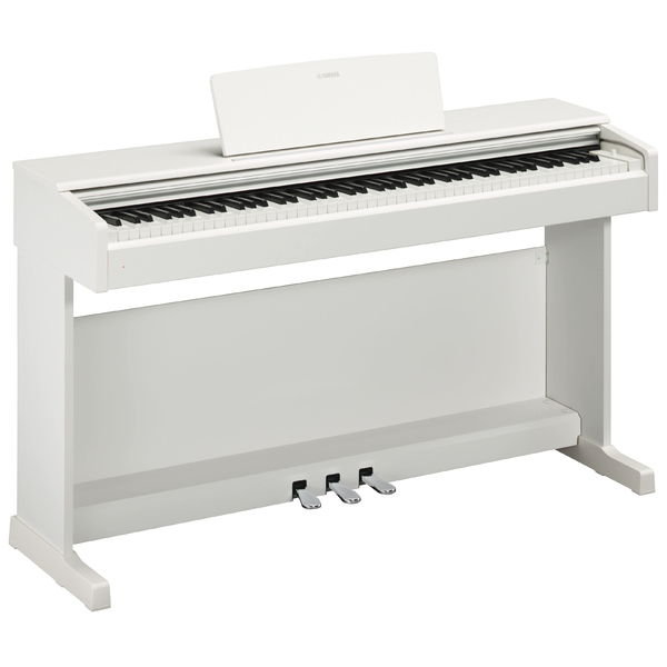 Цифровое пианино Yamaha YDP-144 White цена и фото