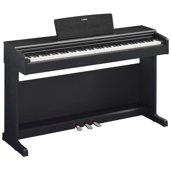 Цифровое пианино Yamaha YDP-144 Black цена и фото