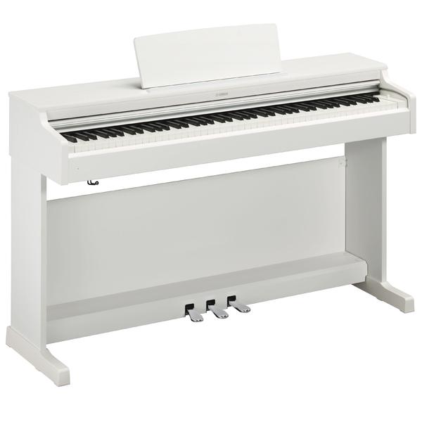 Цифровое пианино Yamaha YDP-164 White цифровое ip атс cisco7965g