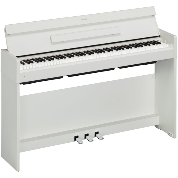 Цифровое пианино Yamaha YDP-S34WH yamaha ydp 162b arius