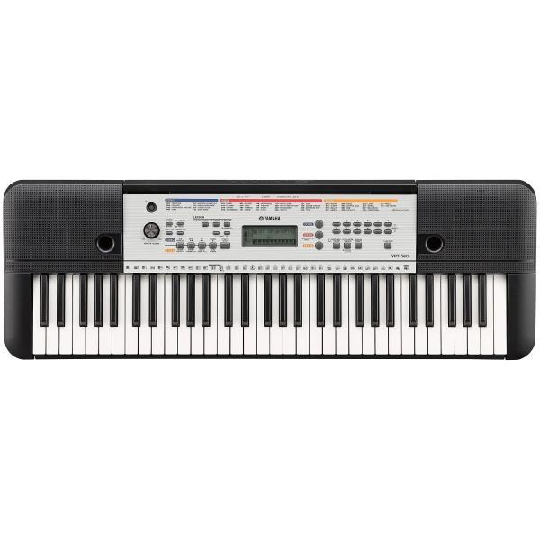 Синтезатор Yamaha YPT-260 Black синтезатор yamaha psr s775