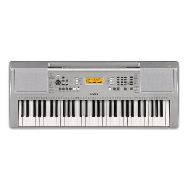 Синтезатор Yamaha YPT-360 Silver синтезатор yamaha psr s775