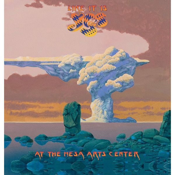 YES YES - Like It Is - At The Mesa Arts Center (2 LP) yes yes the yes album lp