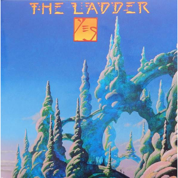 YES YES - The Ladder (2 LP) yes yes the yes album lp