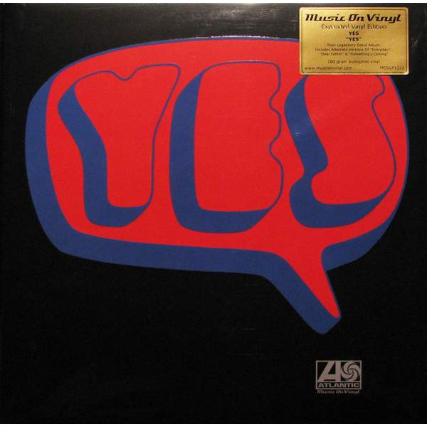 YES YES - Yes - Expanded (2 LP) yes yes the yes album lp