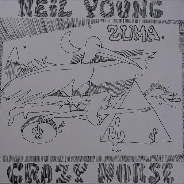 лучшая цена Neil Young Neil Young - Zuma