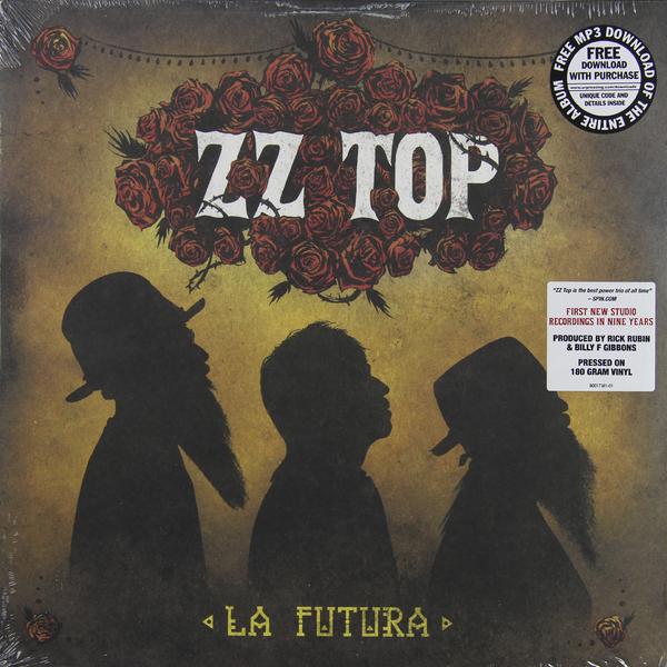 цена на Zz Top Zz Top - La Futura (2 Lp, 180 Gr)