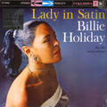 Виниловая пластинка BILLIE HOLIDAY - LADY IN SATIN