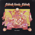 Виниловая пластинка BLACK SABBATH - SABBATH BLOODY SABBATH (JAPAN ORIGINAL. 1ST PRESS) (винтаж)