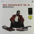Виниловая пластинка BO DIDDLEY - IS A LOVER + 2 BONUS (180 GR)
